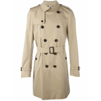 Burberry Trench Coat Midi - Nude & Neutrals