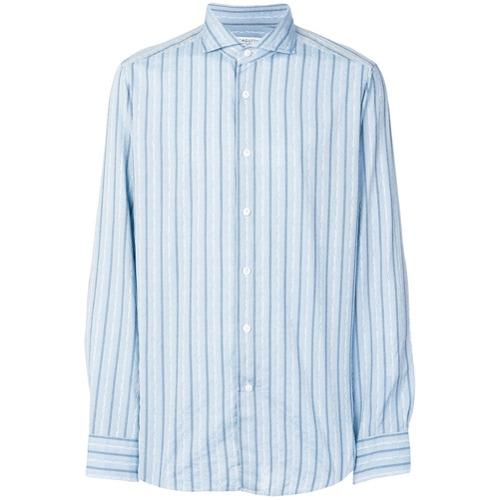 Imagem de Bagutta Camisa 'Siena' - Azul