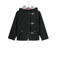 Fay Kids Hooded Jacket - Azul