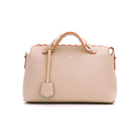 Fendi Bolsa By The Way De Couro - Nude & Neutrals