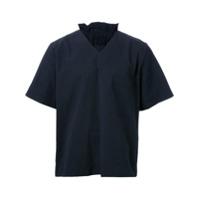 Craig Green Camisa Mangas Curtas Gola V - Preto