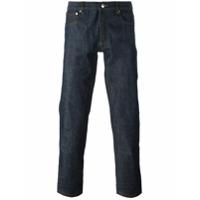 A.p.c. Calça Jeans Reta - Azul