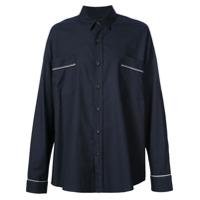 Fear Of God Camisa Oversized - Azul
