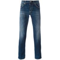 Dondup Calça Jeans Slim - Azul