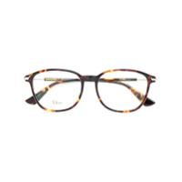 Dior Eyewear Óculos De Grau 'essence' - Brown