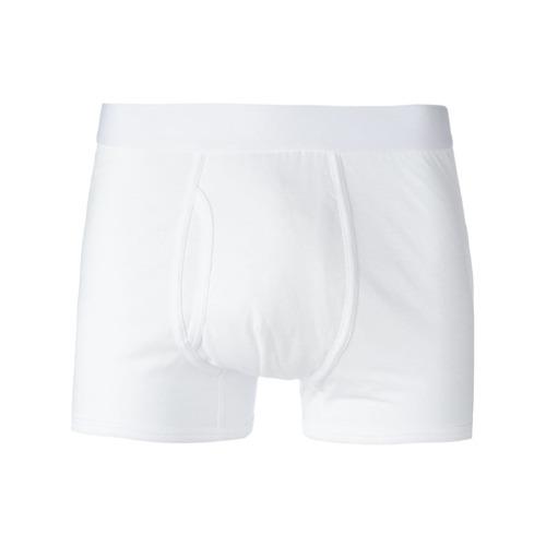 Imagem de Comme Des Garçons Shirt Cueca boxer - Branco