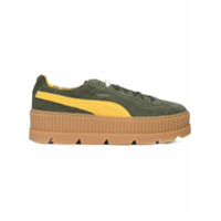 Fenty X Puma Tênis De Camurça 'cleated Creeper' - Green