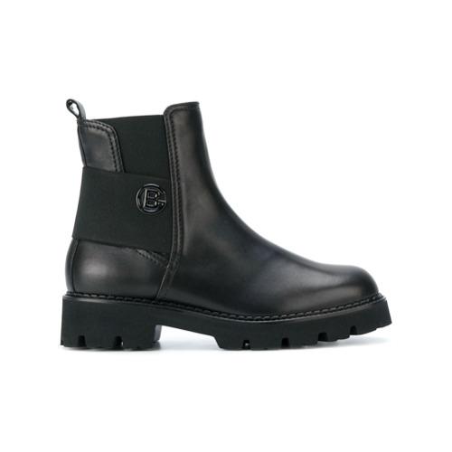 Imagem de Baldinini Ankle boot de couro - Preto