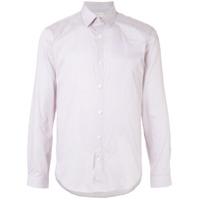 Cerruti 1881 Camisa Risca De Giz - Rosa