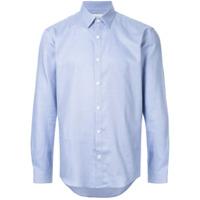 Cerruti 1881 Camisa Mangas Longas - Azul