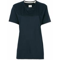 Rag & Bone Camiseta Decote Careca - Azul