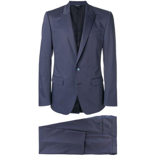 Imagem de Dolce & Gabbana Terno slim 2 peças - Azul