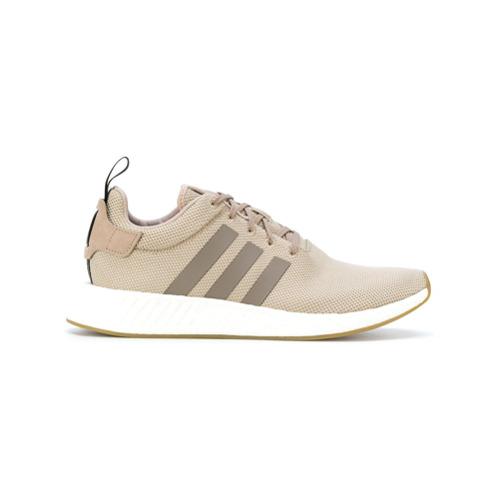 Adidas Tênis 'Adidas Originals NMD_R2' - Nude & Neutrals