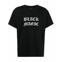 Amiri Camiseta 'black Magic' - Preto