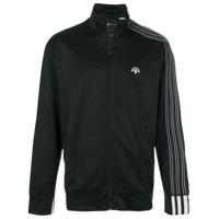 Adidas Originals By Alexander Wang Jaqueta Com Zíper - Preto