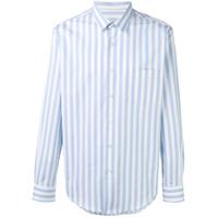 Ami Alexandre Mattiussi Camisa Listrada - Azul