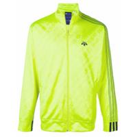 Adidas Originals By Alexander Wang Jaqueta Com Zíper - Amarelo E Laranja