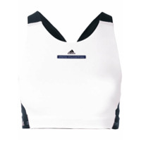 Adidas By Stella Mccartney Top Esportivo 'the High Intensity' - Branco