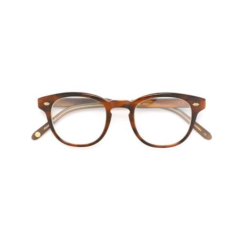 Óculos de grau 'Warren' marrom em acetato, Garrett Leight. Esta armação de óculos pode ser ajustada à todos os tipos de...