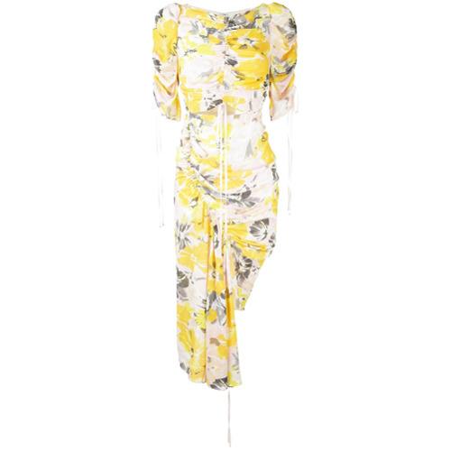 Imagem de Alice Mccall Vestido 'Soiree' de seda - Estampado
