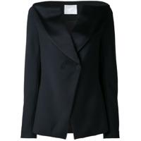 Dion Lee Jaqueta 'horizontal Tuxedo' - Preto