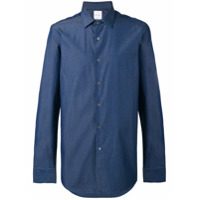 Paul Smith Camisa Slim - Azul