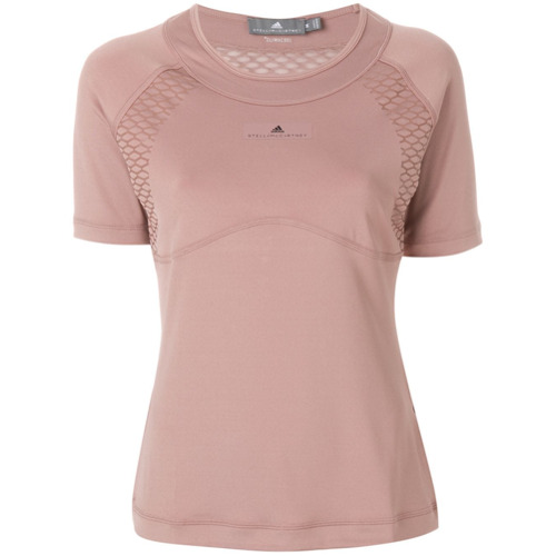Imagem de Adidas By Stella Mccartney Blusa esportiva 'Train' - Pink & Purple