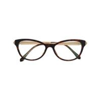 Bulgari Armação De Óculos - Brown