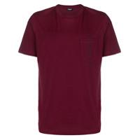 Diesel Camiseta - Vermelho
