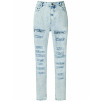 Pop Up Store Calça Boyfriend - Azul