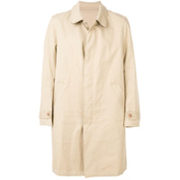 Band Of Outsiders Casaco Midi - Nude & Neutrals
