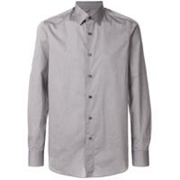 Boglioli Camisa Clássica - Cinza