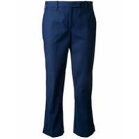3.1 Phillip Lim Calça Cropped - Azul