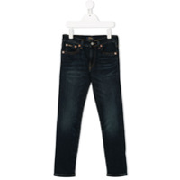 Ralph Lauren Kids Calça Jeans Slim - Azul