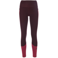 Adidas By Stella Mccartney Calça Legging 'training Ultimate' - Pink & Purple