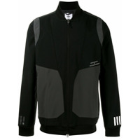 Adidas By White Mountaineering Jaqueta Com Recortes - Preto