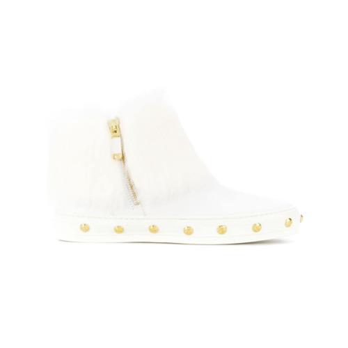 Imagem de Baldinini Ankle boot com tachas - Branco