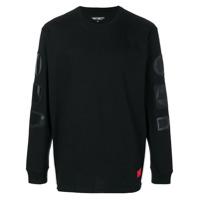 Carhartt Suéter Com Detalhe De Patch - Preto