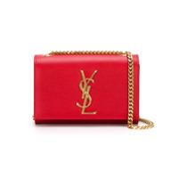 Saint Laurent Bolsa Modelo 'monogram' - Vermelho