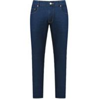 Amapô Calça Jeans Reta - Azul
