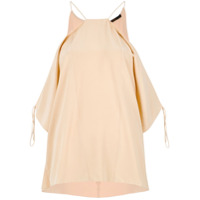 Animale Blusa De Seda - Unavailable