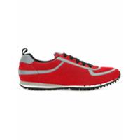 Car Shoe Tênis Com Cadarço - Vermelho