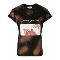 Forte Dei Marmi Couture Camiseta Com Estampa - Preto