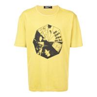 Enfants Riches Déprimés Camiseta Com Estampa 'stars Shine' - Amarelo