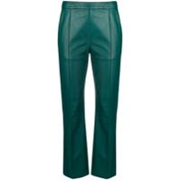 Drome Calça Cropped - Green