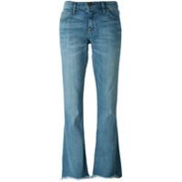 Current/elliott Calça Jeans Bootcut - Azul