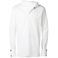 Alchemy Camisa Mangas Longas - Branco
