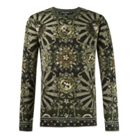 Dolce & Gabbana Camiseta Estampada - Green