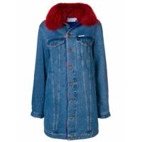 Forte Dei Marmi Couture Casaco Jeans - Azul