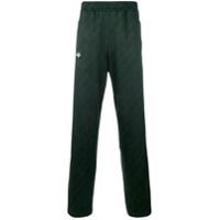 Adidas Originals By Alexander Wang Calça De Moletom Estampada - Green